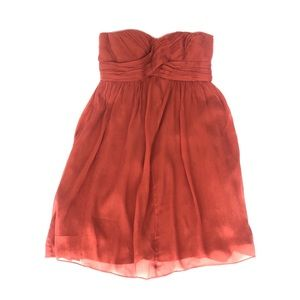 J CREW Auburn Cocktail Dress Size 4